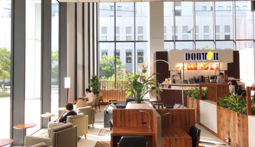 【東京 お台場】ドトールコーヒーショップ 有明セントラルタワー店